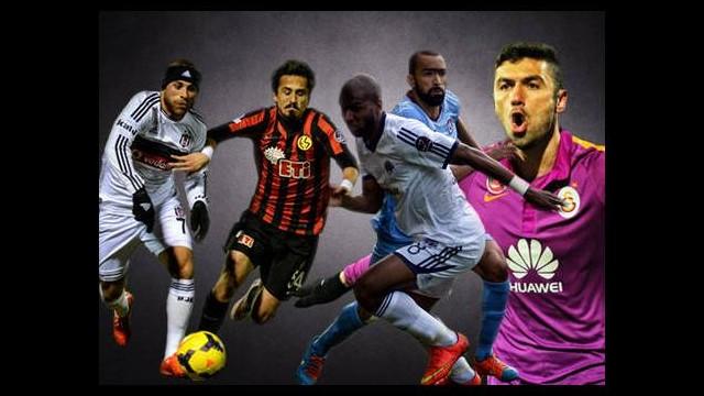 Spor Toto Süper Lig 21. hafta maç özetleri