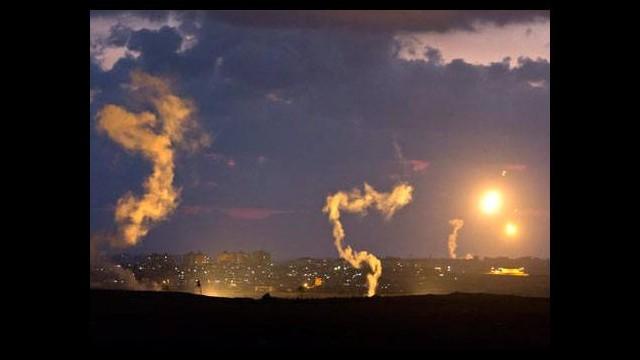İsrail'den Gazze'ye kara operasyonu
