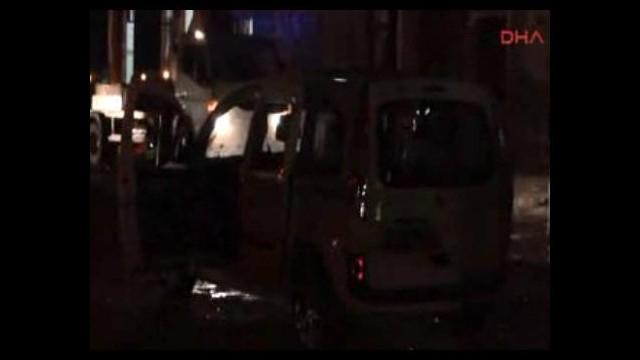 AK Partili başkana bombalı saldırı!