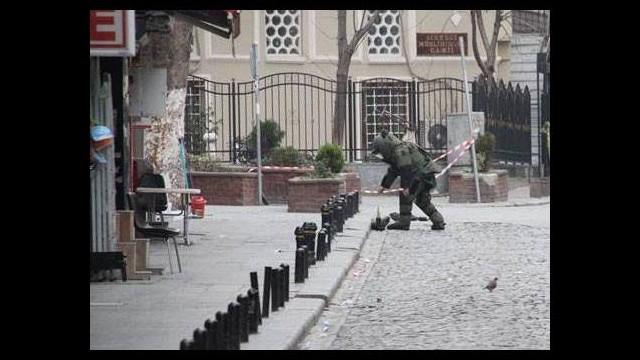 İstanbul'da iki poşet dolusu bomba!