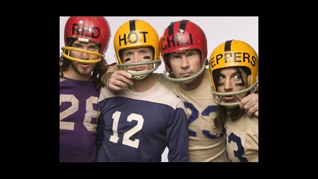 Red Hot Chili Peppers'dan Mesaj Var