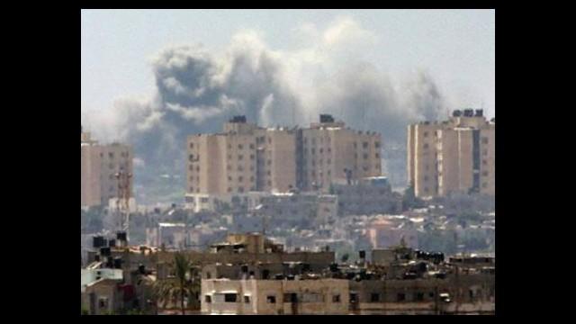 İsrail 2 saatlik ateşkesi bozdu