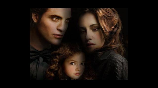 Vampir Bella'nın İlk Görüntüleri