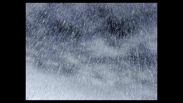 Pazartesiye kadar yağış var