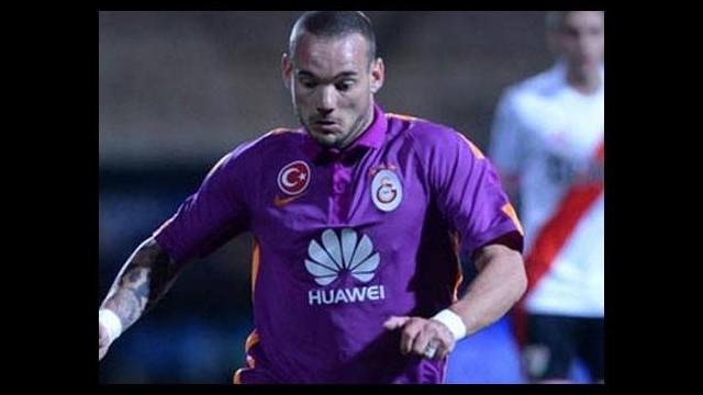 Sneijder'e 20 milyon Euro! Ayrılıyor...