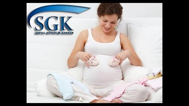 Anne adaylarına SGK'dan müjde!