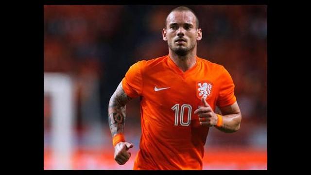 Hiddink'ten Sneijder'e kötü haber