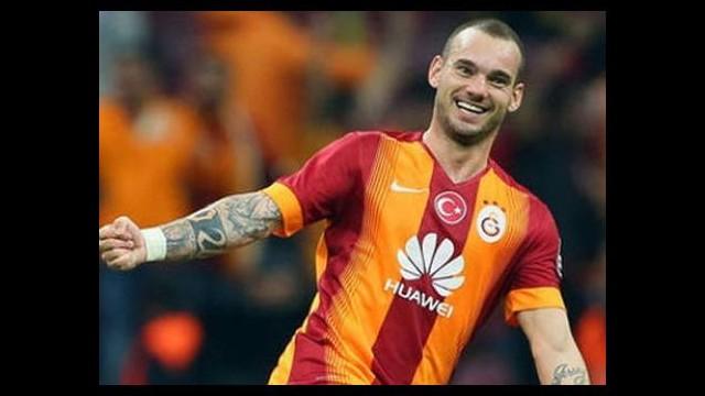 Sneijder noktayı koydu!