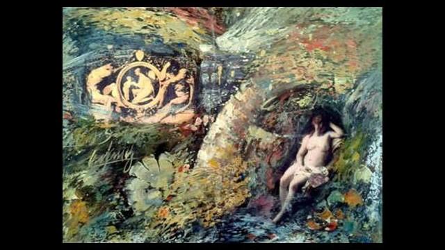 Suriye'deki müzelerden getirilen iki tablo ele geçirildi