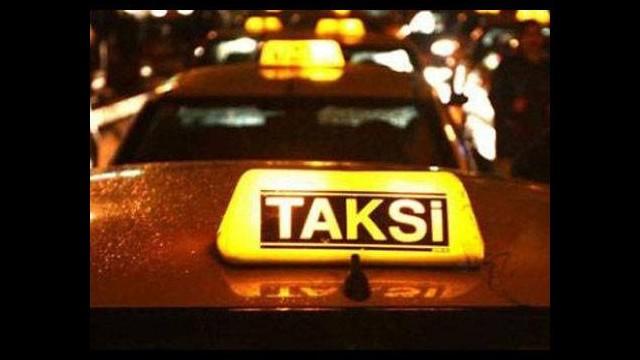 Taksicilerden İsrail protestosu