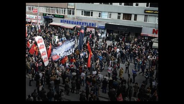Tüm yurtta Berkin Elvan protestosu