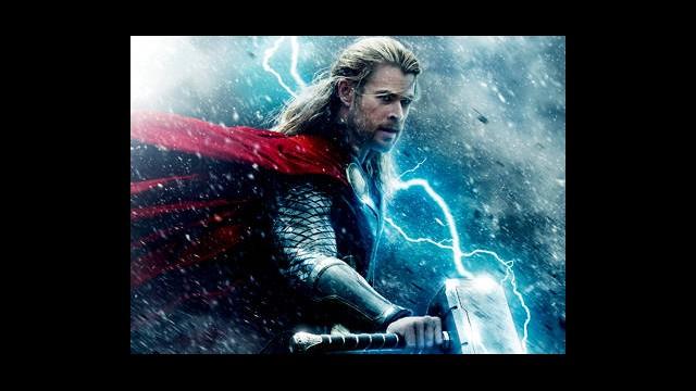 Thor Çekiciyle Geliyor!