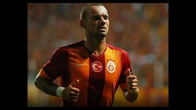 Taraftarlardan Sneijder'e büyük sürpriz
