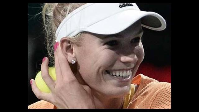 Şampiyon Wozniacki!