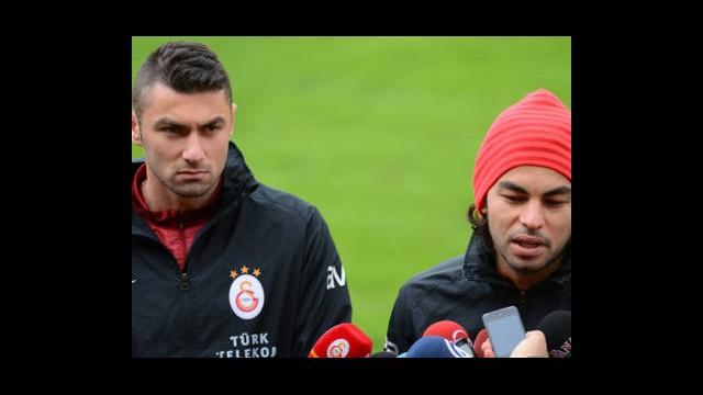 Galatasaray'ın Yıldızları Konuştu