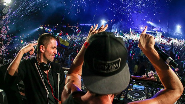 'Tomorrowland'in yıldızları İstanbul'a geliyor