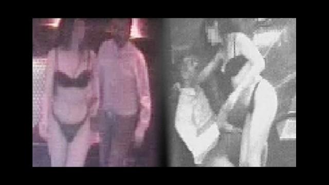 Milletvekili adayının striptiz barda çekilen görüntüleri ortaya çıktı