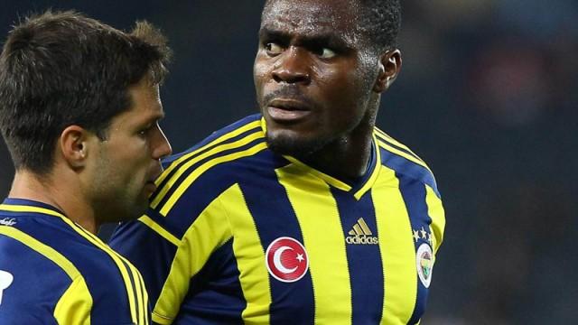 Fenerbahçe'ye Emenike müjdesi! 6 milyon Euro...
