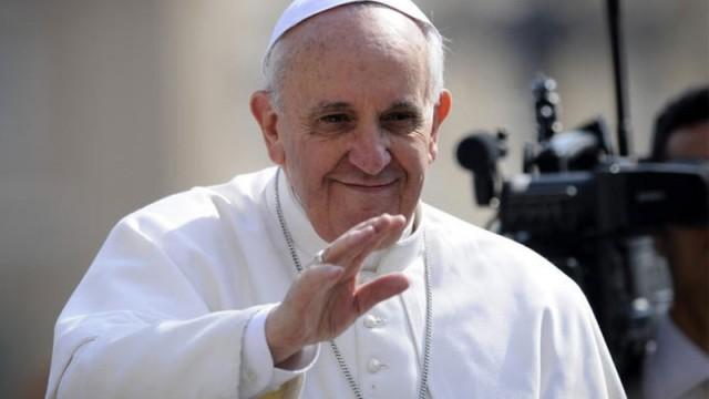 Papa'dan Türkiye'ye cevap!