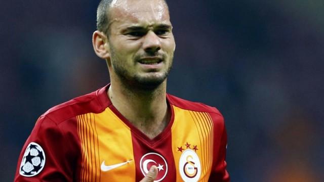 Sneijder'den Galatasaray'a şok teklif!