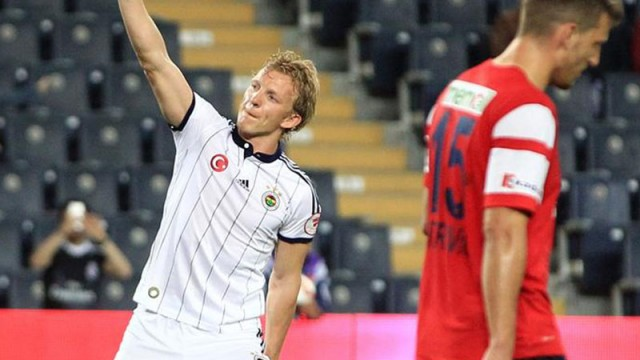 Fenerbahçe yarı finalde! 5 gol...