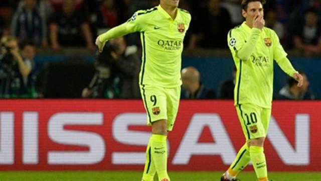 Barça avantajlı döndü