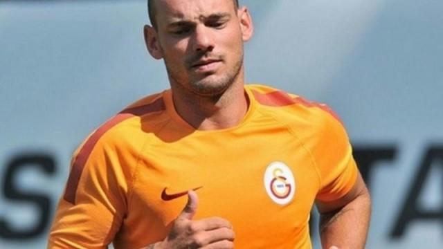 G.Saray'da Sneijder müjdesi!