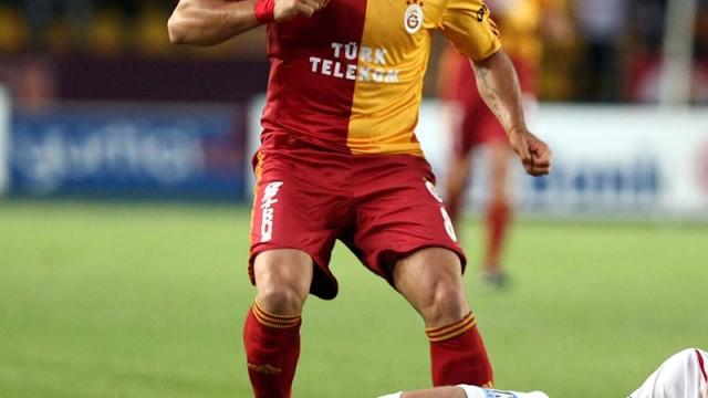 Eski Galatasaraylı 6 maç ceza aldı, küfür etti!