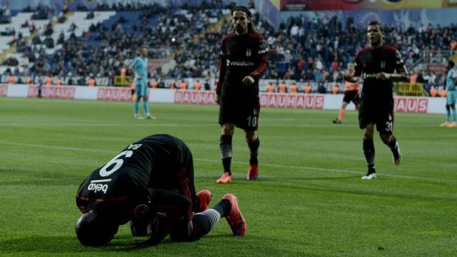 Beşiktaş son 7 sezonun en iyisi!