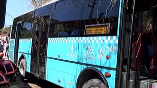İstanbul'da halk otobüsü dehşeti: 1 ölü, 1 yaralı