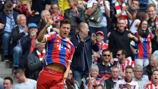 Bayern Münih'in şampiyonluk haftası!