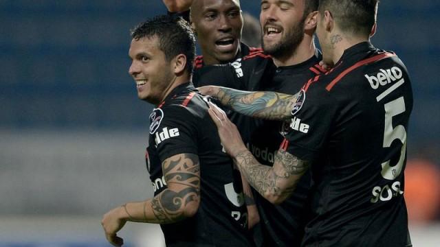 'Beşiktaş öyle kolay yıkılmaz'