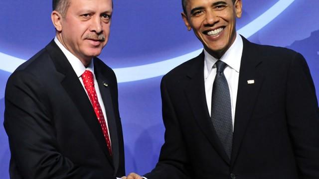 Erdoğan: 'Obama'dan böyle bir şey duymak istemem'
