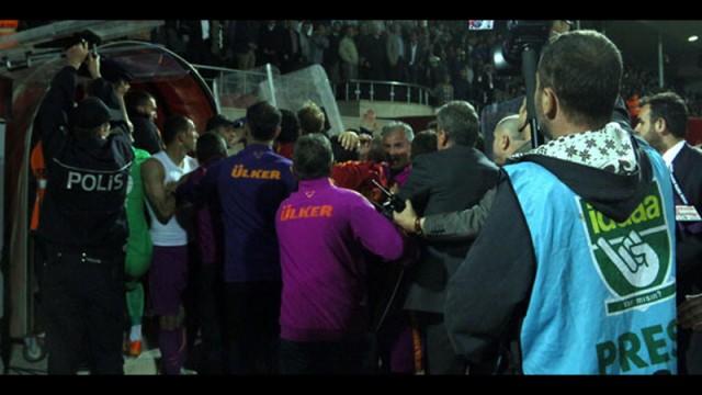 Sivasspor, PFDK'ya sevk edildi!