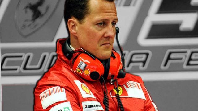 Schumacher'in son durumunu menajeri açıkladı