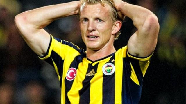 G.Saray'ın golünden sonra F.Bahçeli futbolcular yıkıldı!
