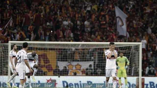 Beşiktaş'ın hasreti 6 yıla çıktı
