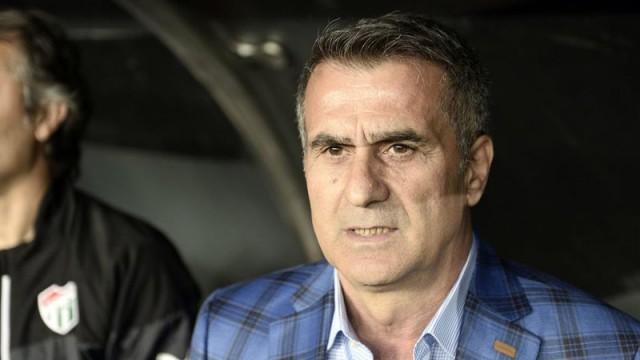 Bursaspor'dan Şenol Güneş açıklaması...