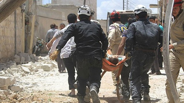 Büyük katliam: En az 71 sivil...