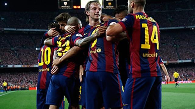 İspanya'nın Kralı Barcelona
