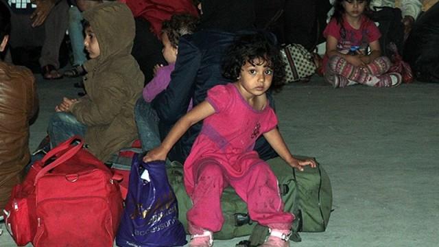 Suriyeli 174 kaçak yakalandı