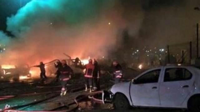 İstanbul Sultanbeyli'de karakola bombalı saldırı