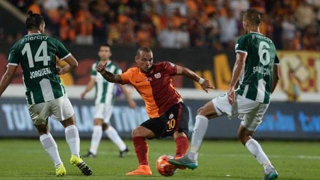 Galatasaray'da Sneijder krizi! Sabrı taştı...