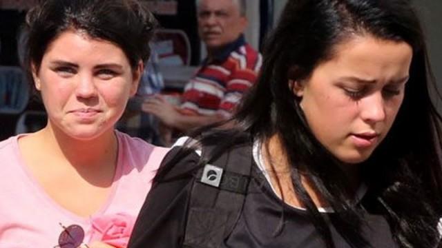 Norveçli kızlar ailelerine teslim edildi