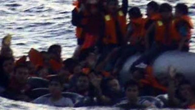 Türk balıkçılar kurtardı