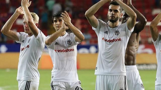 Beşiktaş'tan tarihi başlangıç!