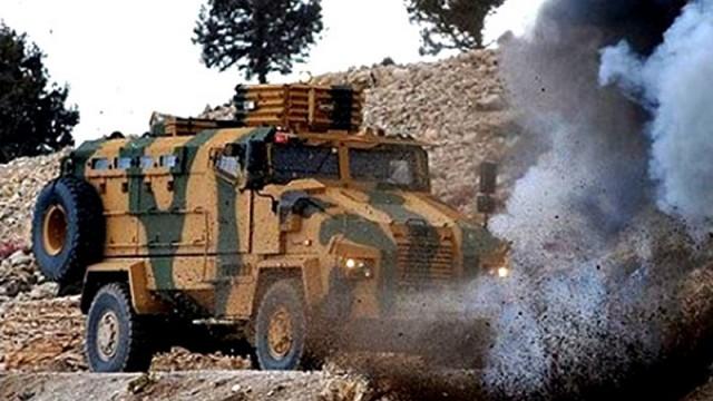 Siirt'te askeri araca mayınlı tuzak: 8 askerimiz şehit oldu