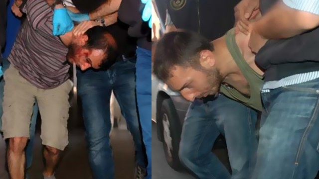 Dolmabahçe Sarayı'nda polise silahlı saldırı