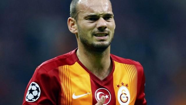 Sneijder taraftarı ayaklandırdı! 'Bu adamın...'