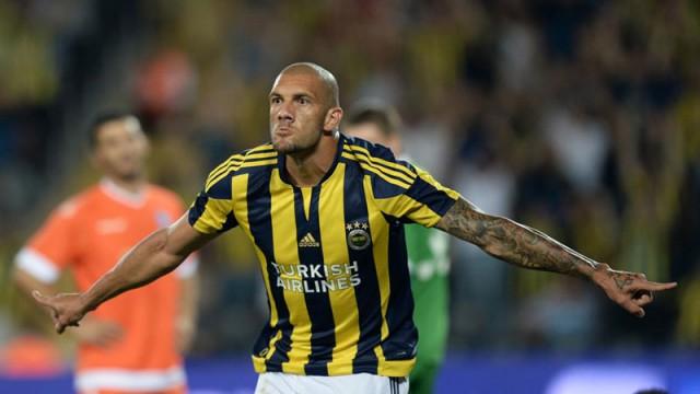 Fenerbahçe UEFA Avrupa Ligi'nde!